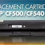 Static Control reveals HP replacements