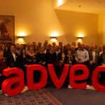 Positivity returns at Adveo get-together