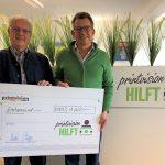Printvision donates to religious organisation