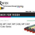 Raven offers new compatible toner cartridges