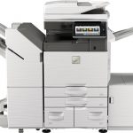 Sharp unveils new range of colour MFPs