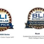 Two Winter Picks awards for Ricoh