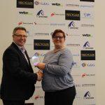 Static Control celebrates Customer Service award
