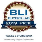Toshiba wins Winter Pick