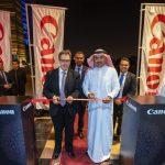 Canon Saudi Arabia inaugurates showrooms