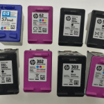 GeldFuerMuell accepting Instant Ink empties