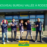 New Bureau Vallée store in Rodez