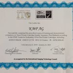 KMP has received STMC certification