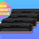 New replacement toner cartridges from Ninestar