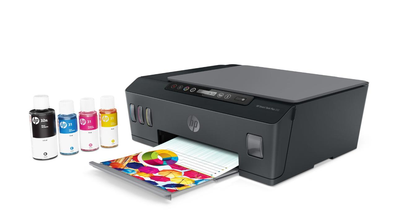 HP releases world's first toner tank – The Recycler