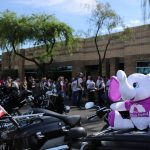 Konica Minolta and All Covered participate in Ride for Jillian