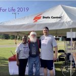 SCC employees raise money for American Cancer Society