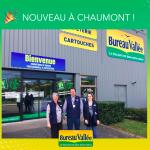 New Bureau Vallée store opens
