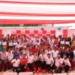 Canon India marks anniversary of village adoption