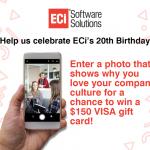ECi celebrates anniversary