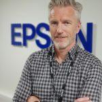 Epson Norway's new hire