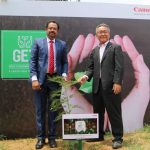 Canon plants a tree for every MFD
