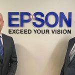 New MD for Epson Australia