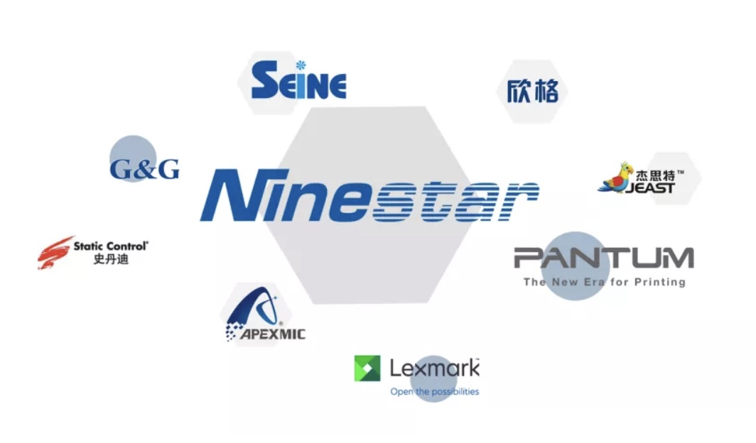 Image result for China Ninestar/Pantum