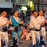 CET Japan enjoys traditions