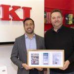OKI software wins award