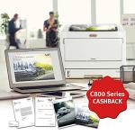 OKI offers cashback