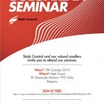 Static Control invites to Bulgarian Seminar