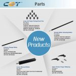 CET announces latest products