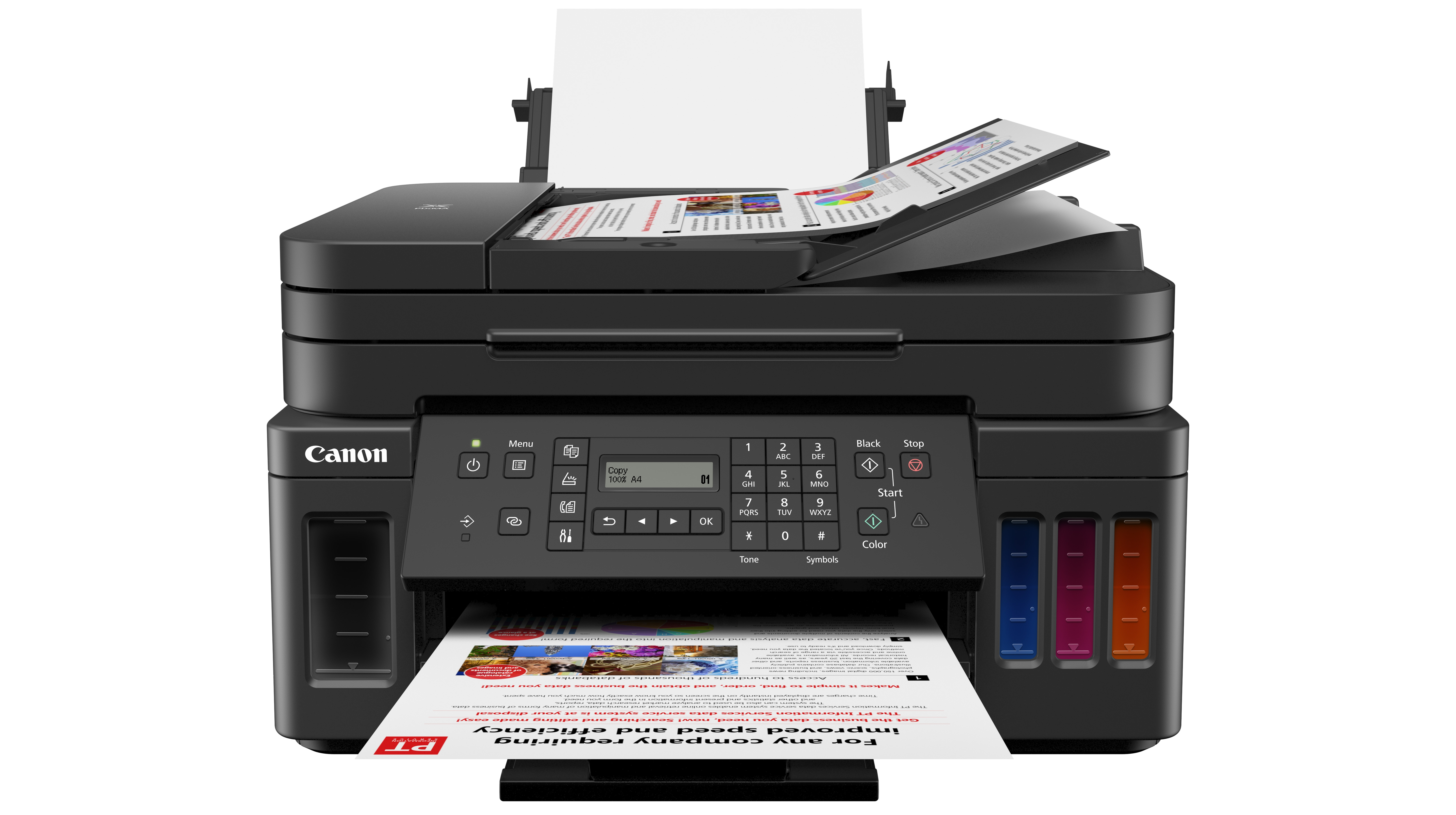 Canon launches two new ink tank printers – The Recycler - 22