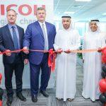 Ricoh Group opens training hub