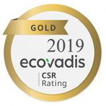 Epson achieves EcoVadis Gold