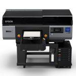 Epson showcases DTG printer