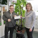 Laser Pros donates to local charity