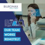 Biuromax embraces home working