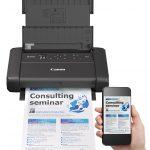 Canon launches new portable printers