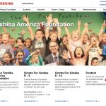 Toshiba supports STEM projects