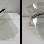 Ricoh 3D provides face shield solution