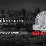 Millennium Business Systems receives award