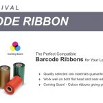 Utec launches barcode ribbons