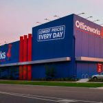 Officeworks shows growth in first half