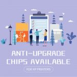 ChipJet chips beat latest HP firmware update