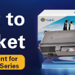 G&G rolls out solution for HP W1331A series cartridges
