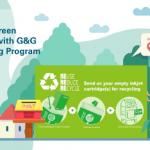 Ninestar starts cartridge recycling programme