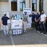 G&G donates printing supplies to hospital