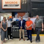 RIS and Migros France launch first InkCenter