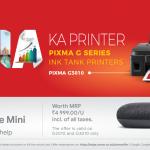 "Canon India announces new ""India Ka Printer"" campaign"