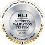 MPS Monitor 2.0 earns BLI Testing seal