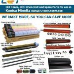 CET announces latest products