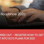 ECI to hold first virtual roadshow
