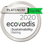Epson earns platinum rating from EcoVadis